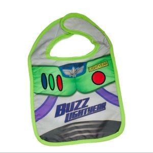 Disney Pixar Toy Story Buzz Lightyear Baby Bib